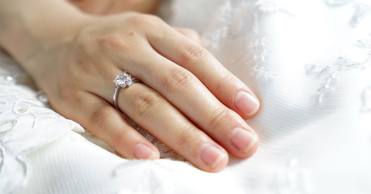 Guide for choosing a suitable wedding band