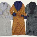 Pure luxury – Men's Silk Robe