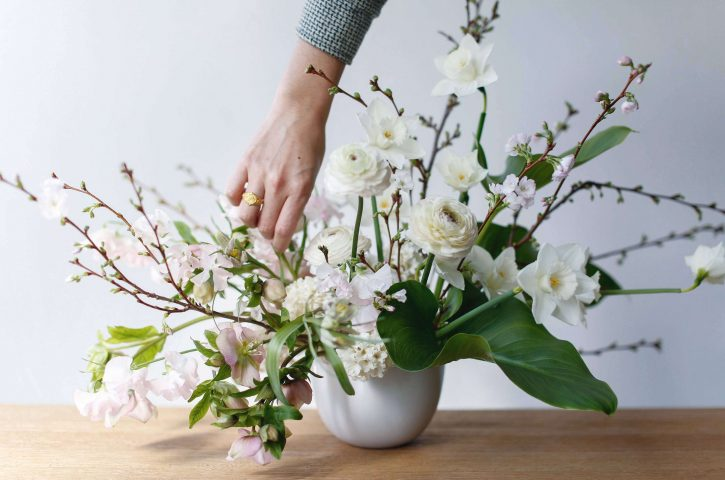 Flower arrangements: are they for aesthetics only?